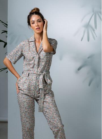 COMBINAISON BAMBANG - Pantalons & Combinaisons - Vêtements Bio - Palem Brand