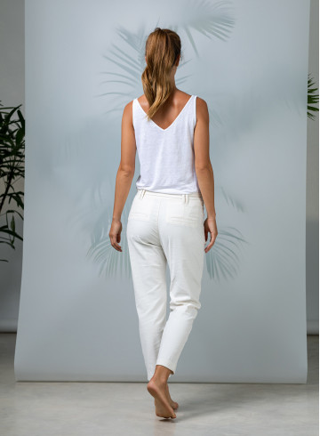 PANTS TUANA - Trousers & Jumpsuits - Vêtements Bio - Palem Brand