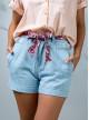 SHORT MARITHÉ - jupes-shorts-eco-responsable - Vêtements Bio - Palem Brand