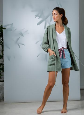 TUNIQUE LILO - Vestes & kimonos - Vêtements Bio - Palem Brand