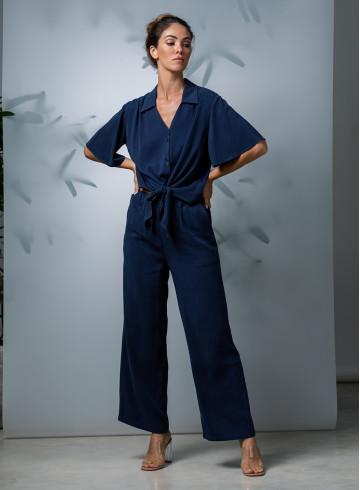 PANTALON TEMBA - Pantalons & combinaisons - Vêtements Bio - Palem Brand