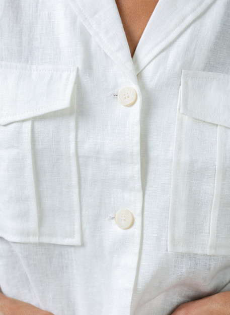SHIRT MAKENNA - Tops - Vêtements Bio - Palem Brand