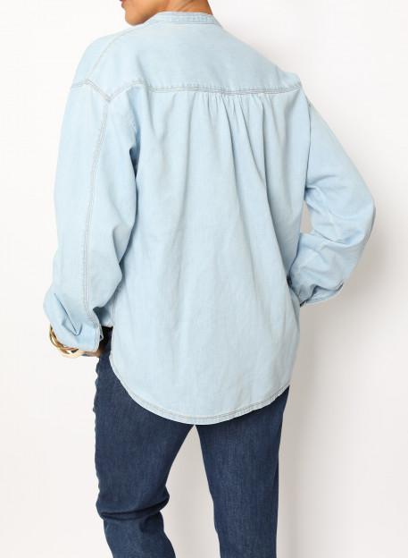 SHIRT BOCORA - Tops - Vêtements Bio - Palem Brand