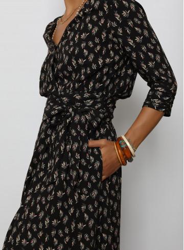 ROBE CAPRISO - Robes - Vêtements Bio - Palem Brand