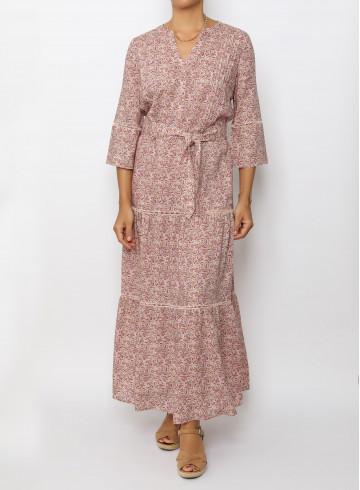 ROBE ALIKA - Robes - Vêtements Bio - Palem Brand