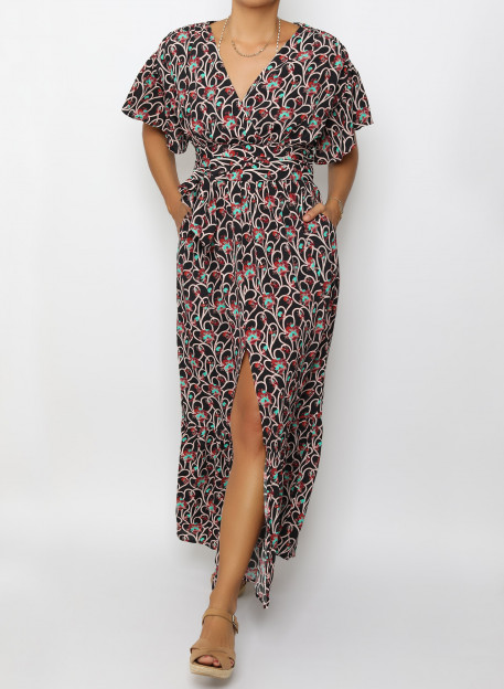 DRESS MALU - Dresses - Vêtements Bio - Palem Brand