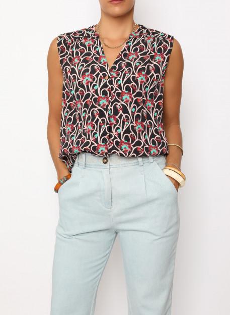 CHEMISE MAYA - Tops & chemises - Vêtements Bio - Palem Brand
