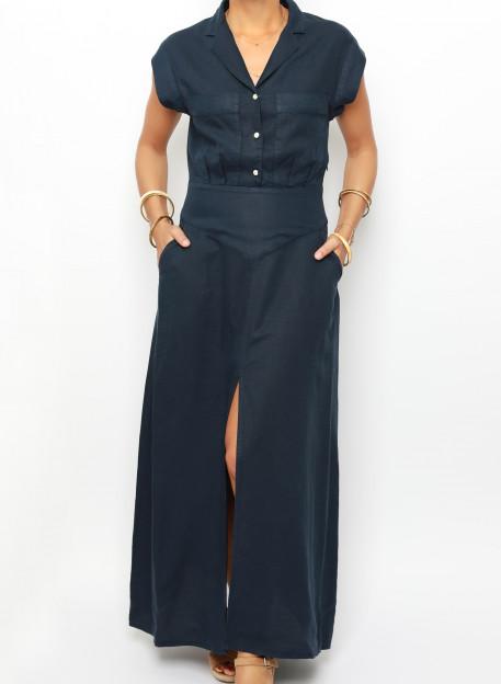 DRESS MINA - Dresses - Vêtements Bio - Palem Brand