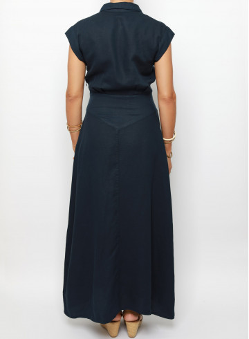 ROBE MINA - Robes - Vêtements Bio - Palem Brand
