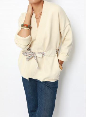 KIMONO TIKA - Vestes & kimonos - Vêtements Bio - Palem Brand