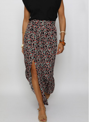 SKIRT MAKALA - Skirts & Shorts - Vêtements Bio - Palem Brand