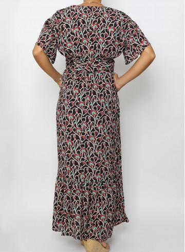 ROBE MALU - Robes - Vêtements Bio - Palem Brand