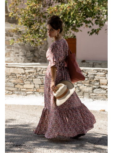 POLSA DRESS - Eshop - Vêtements Bio - Palem Brand