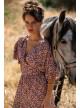 ROBE POLSA - robe-coton-bio-ethique - Vêtements Bio - Palem Brand