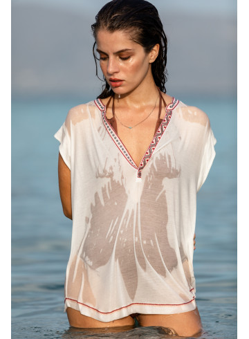 T-SHIRT MALANA - Home - Vêtements Bio - Palem Brand