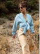 SHIRT BOCORA - organic-ethical-tops-shirts - Vêtements Bio - Palem Brand