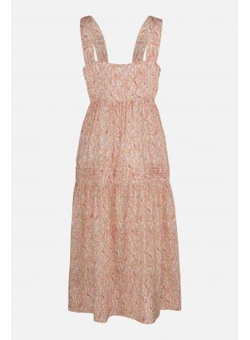 DRESS MALEE PRINT - Home - Vêtements Bio - Palem Brand