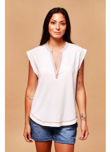 T-SHIRT MALANA - Tops - Vêtements Bio - Palem Brand
