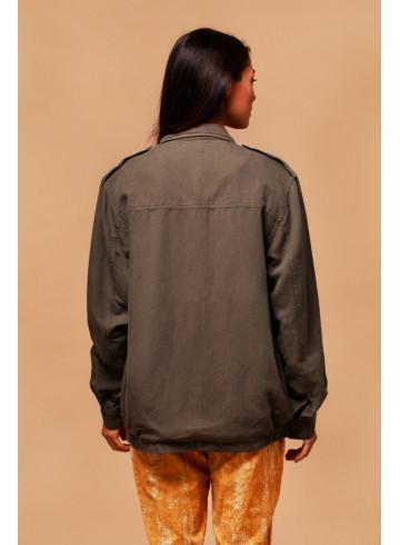 VESTE UMEYA - Accueil - Vêtements Bio - Palem Brand
