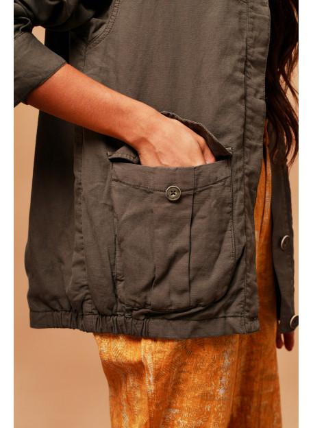 JACKET UMEYA - Home - Vêtements Bio - Palem Brand
