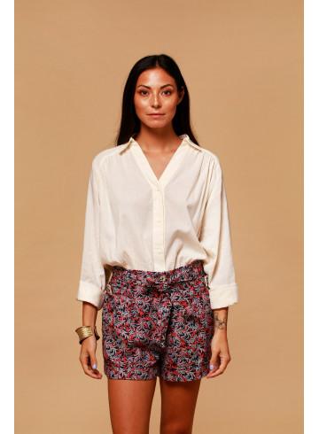 SHORT AMILY - Skirts & Shorts - Vêtements Bio - Palem Brand