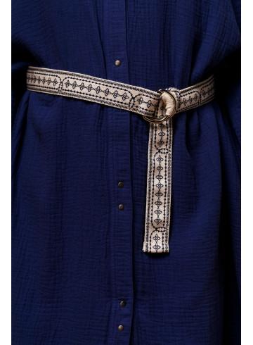 CEINTURE WESTY TAILLE UNIQUE - Accessoires - Vêtements Bio - Palem Brand