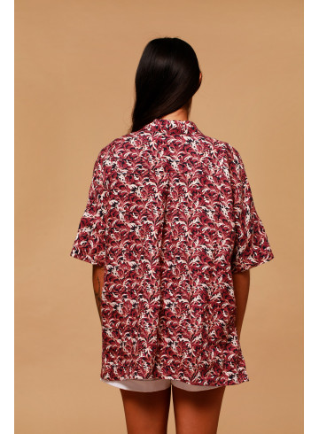SUR-CHEMISE MEKA - Accueil - Vêtements Bio - Palem Brand