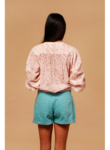 CHEMISE ARTI - Accueil - Vêtements Bio - Palem Brand