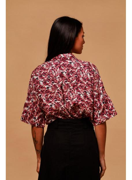 OVERSHIRT MEKA - Home - Vêtements Bio - Palem Brand