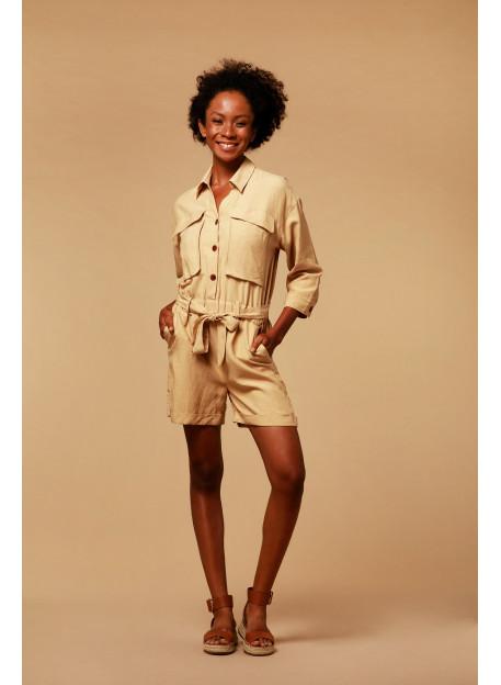 COMBINAISON MAHAL - Pantalons & Combinaisons - Vêtements Bio - Palem Brand