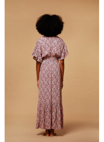 POLSA DRESS - Dresses - Vêtements Bio - Palem Brand