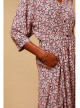 DRESS BAMOKA PRINT - organic-ethical-cotton-dress - Vêtements Bio - Palem Brand