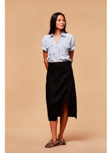 JUPE YANA - Jupes & Shorts - Vêtements Bio - Palem Brand