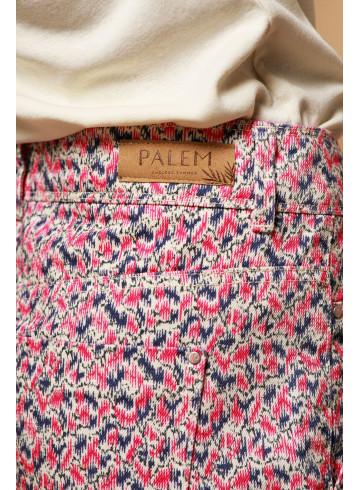 SHORTS BALMY - Skirts & Shorts - Vêtements Bio - Palem Brand
