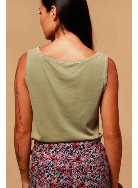 DEBARDEUR BELLYS - Tops & chemises - Vêtements Bio - Palem Brand