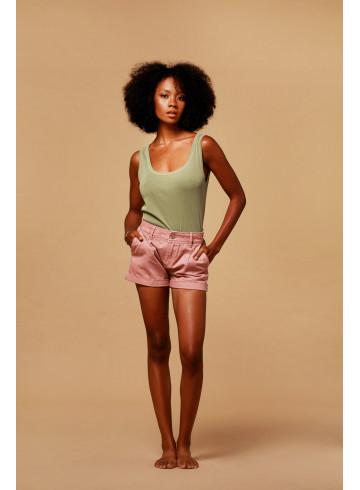 TANK TOP BELLYS - Tops - Vêtements Bio - Palem Brand