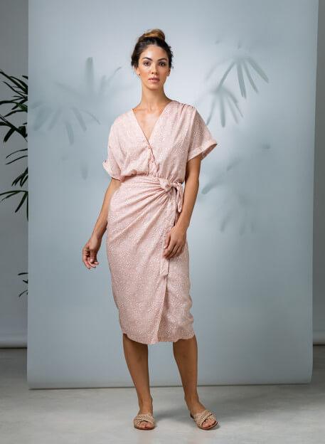 DRESS PEMALA -PALEM