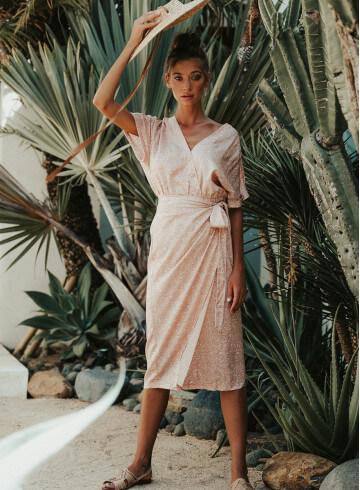 ROBE PEMALA - Robes - Vêtements Bio - Palem Brand