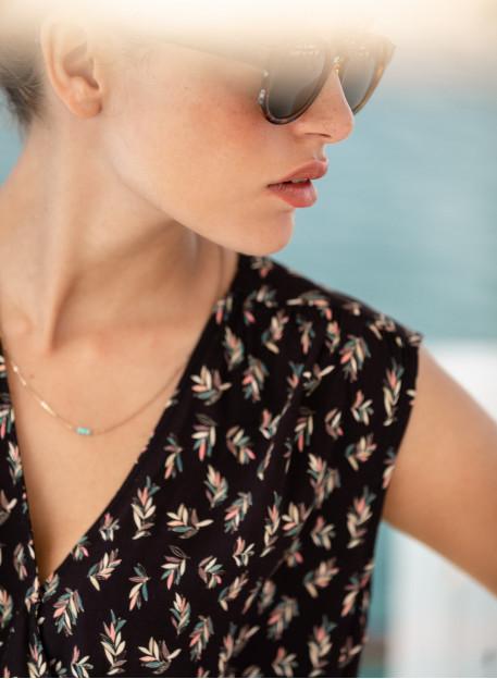 TOP GARDIA - Tops & chemises - Vêtements Bio - Palem Brand