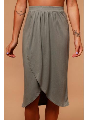 JUPE LOKE - SEASPRAY - Jupes & Shorts - Vêtements Bio - Palem Brand