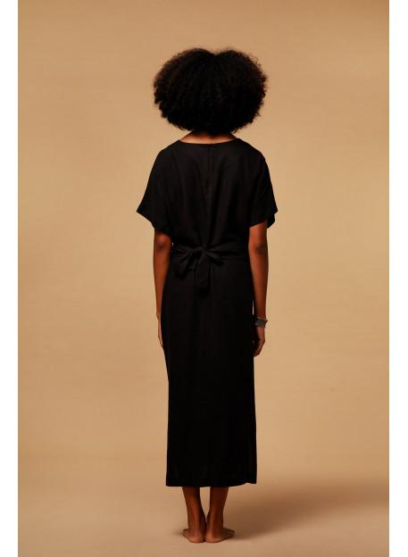 DRESS MANAKA - Dresses - Vêtements Bio - Palem Brand