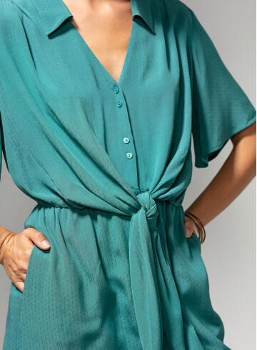 DRESS ONAE - Dresses - Vêtements Bio - Palem Brand