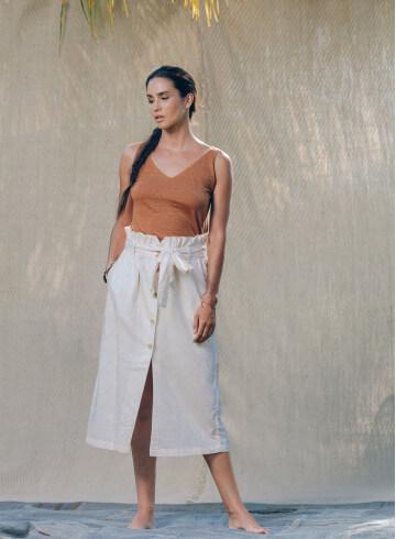 TOP MANINI - Tops & chemises - Vêtements Bio - Palem Brand