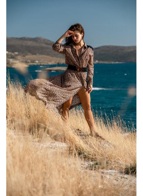 DRESS FELICIE - Dresses - Vêtements Bio - Palem Brand