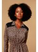 DRESS FELICIE - organic-ethical-cotton-dress - Vêtements Bio - Palem Brand