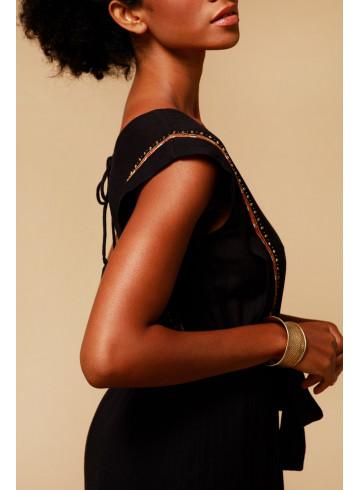 DRESS KARIBA - Dresses - Vêtements Bio - Palem Brand