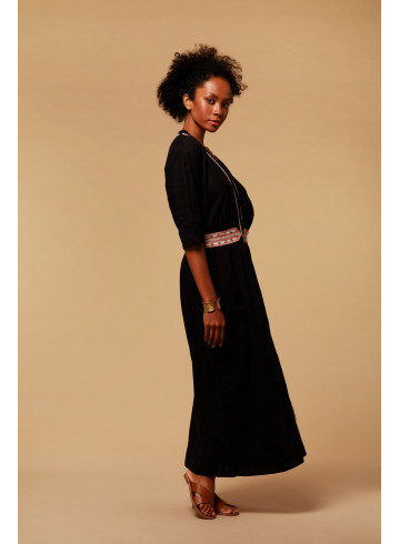 DRESS ELIA - Dresses - Vêtements Bio - Palem Brand