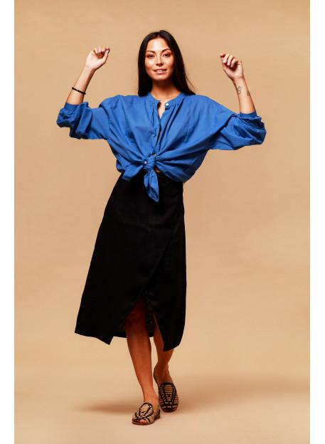 CHEMISE PAVOT - Chemises - Vêtements Bio - Palem Brand