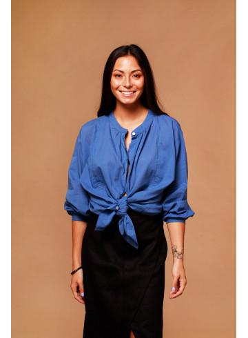 SHIRT PAVOT - Chemises - Vêtements Bio - Palem Brand
