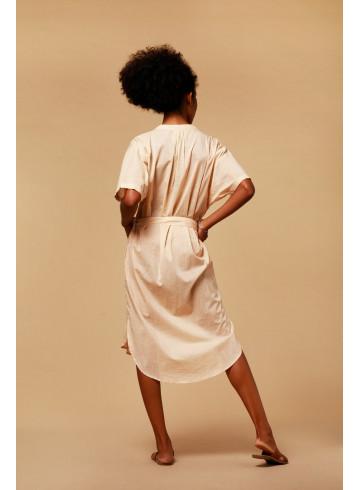 DRESS LIAN - Dresses - Vêtements Bio - Palem Brand